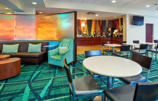 Restaurant SpringHill Suites Chicago Schaumburg/Woodfield Mall