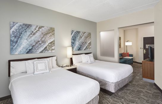 Suite SpringHill Suites Chicago Schaumburg/Woodfield Mall
