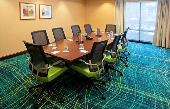 Sala konferencyjna SpringHill Suites Chicago Schaumburg/Woodfield Mall