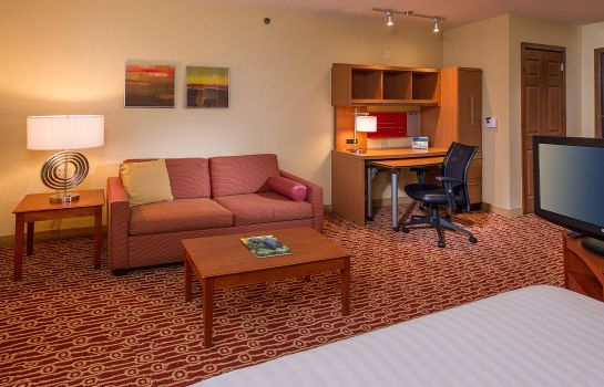Suite TownePlace Suites Chantilly Dulles South