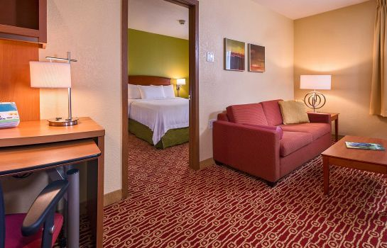 Zimmer TownePlace Suites Chantilly Dulles South