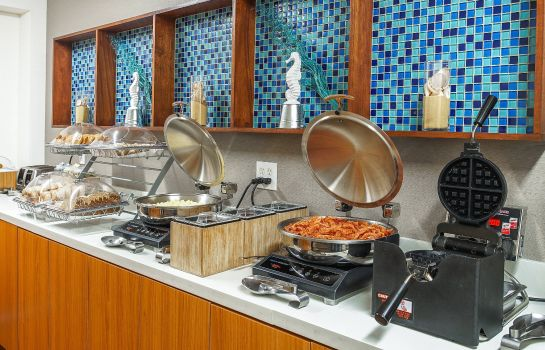 Restaurant SpringHill Suites Savannah Midtown