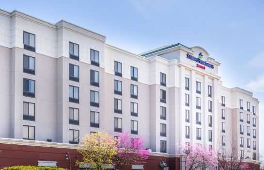 Vista exterior SpringHill Suites Norfolk Virginia Beach