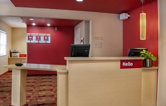 Hotelhalle TownePlace Suites Baton Rouge South