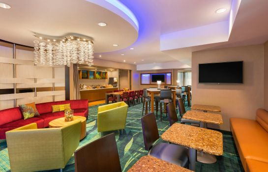 Hotelhal SpringHill Suites Little Rock West