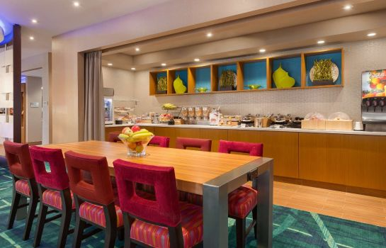 Restaurante SpringHill Suites Little Rock West