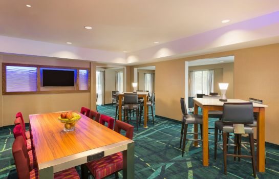 Restaurant SpringHill Suites Little Rock West