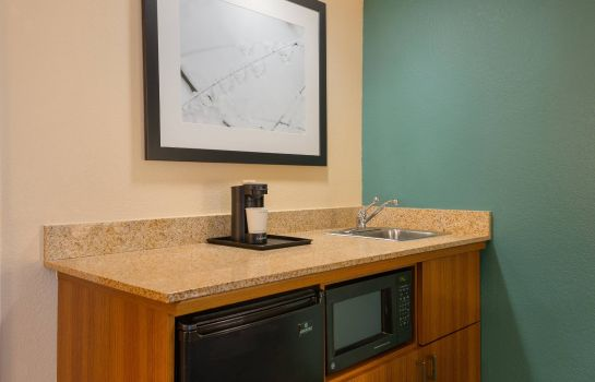 Suite SpringHill Suites Little Rock West