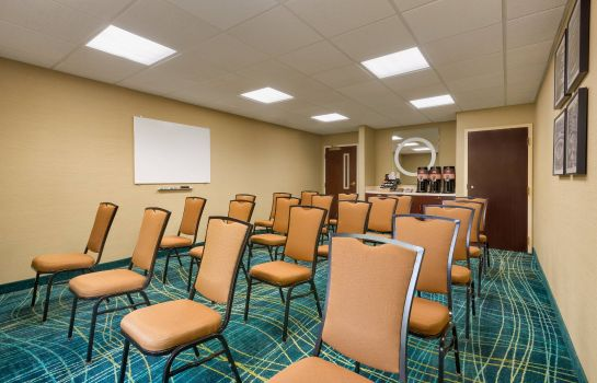 Congresruimte SpringHill Suites Little Rock West
