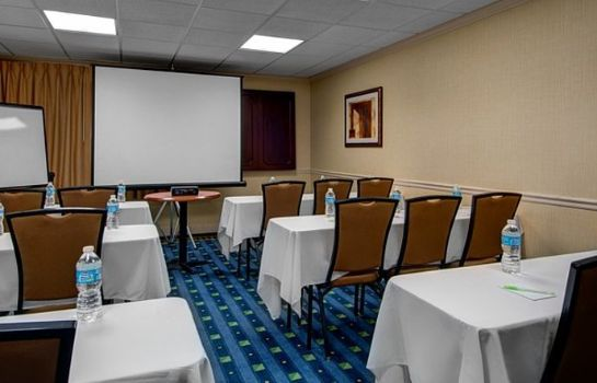 Sala de reuniones SpringHill Suites Little Rock West