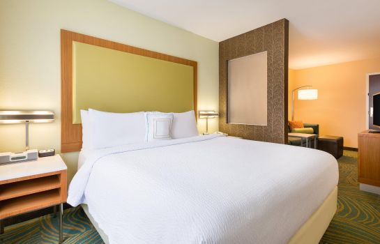 Habitación SpringHill Suites Little Rock West