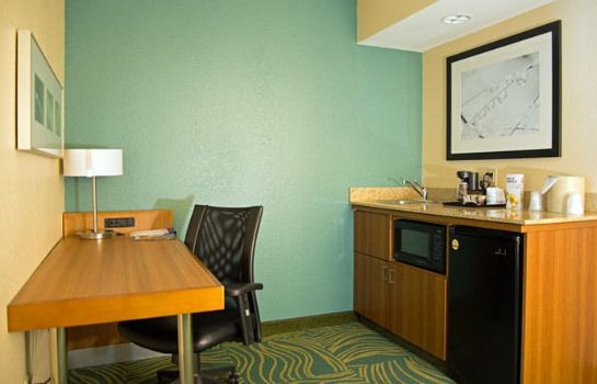 Kamers SpringHill Suites Little Rock West