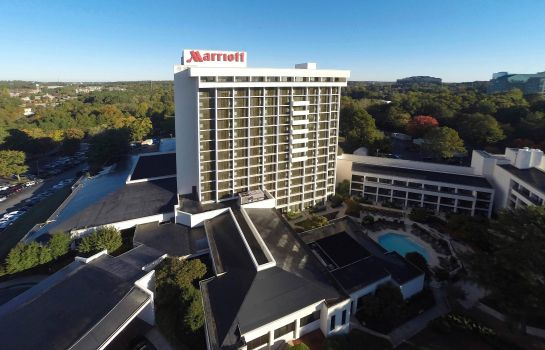 Außenansicht Atlanta Marriott Northwest at Galleria