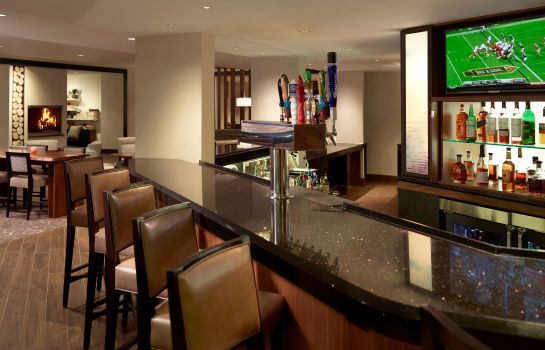 Hotel-Bar Atlanta Marriott Northwest at Galleria