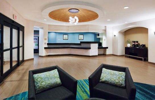 Lobby SpringHill Suites Austin North/Parmer Lane