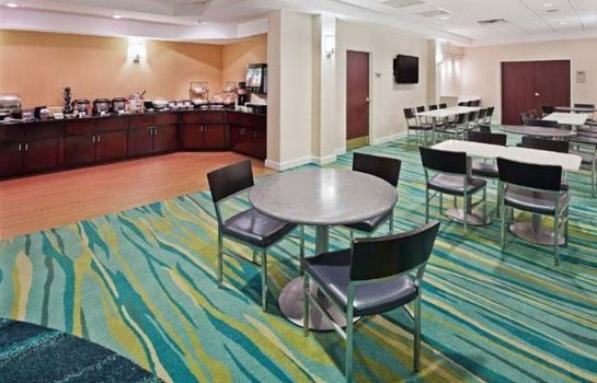 Restaurante SpringHill Suites Austin North/Parmer Lane