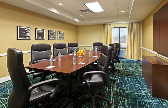 Conference room SpringHill Suites Austin North/Parmer Lane