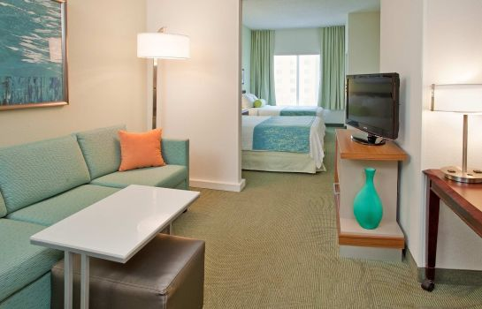 Room SpringHill Suites Austin North/Parmer Lane