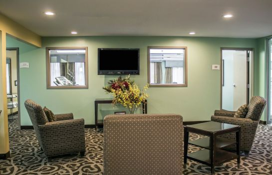 Hotelhalle Quality Inn Akron - Fairlawn