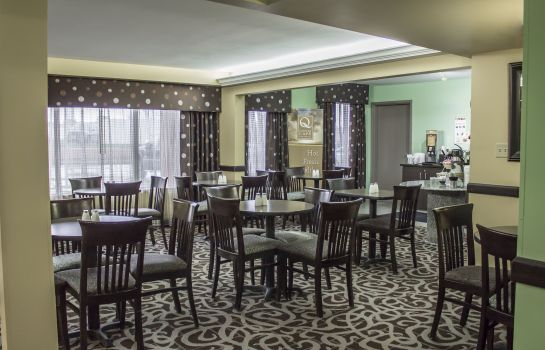 Restaurant Quality Inn Akron - Fairlawn
