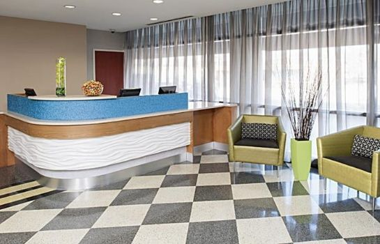 Hol hotelowy SpringHill Suites Chicago O'Hare