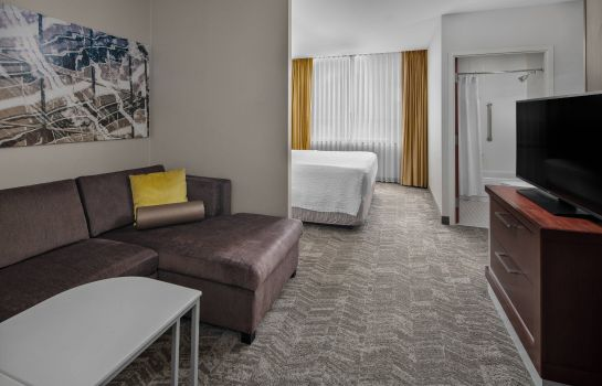 Suite SpringHill Suites Chicago O'Hare