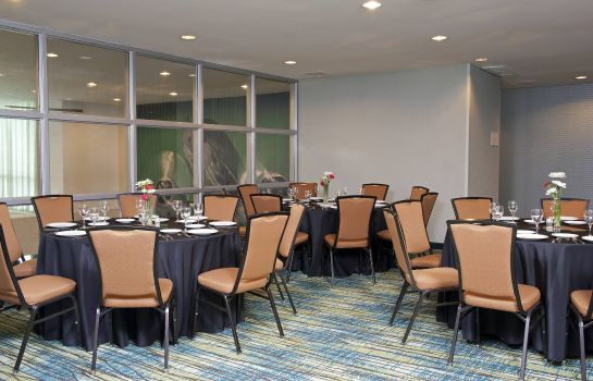 Sala konferencyjna SpringHill Suites Chicago O'Hare