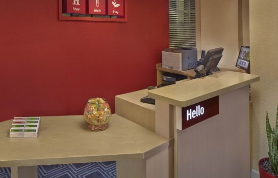 Hotelhalle TownePlace Suites Orlando East/UCF Area