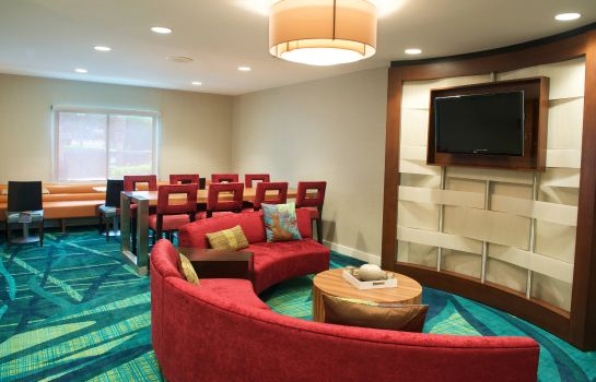 Hotelhalle SpringHill Suites Jacksonville