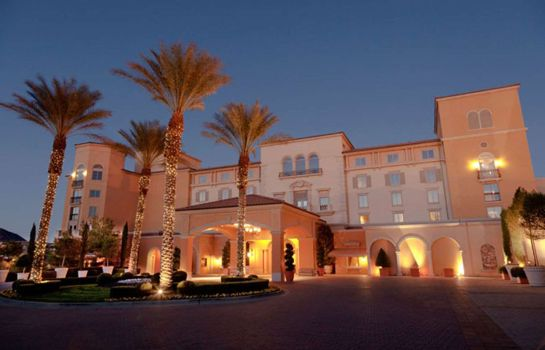 Exterior view Hilton Lake Las Vegas Resort - Spa