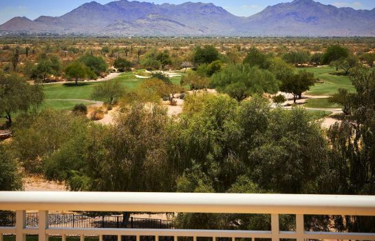 Zimmer JW Marriott Phoenix Desert Ridge Resort & Spa