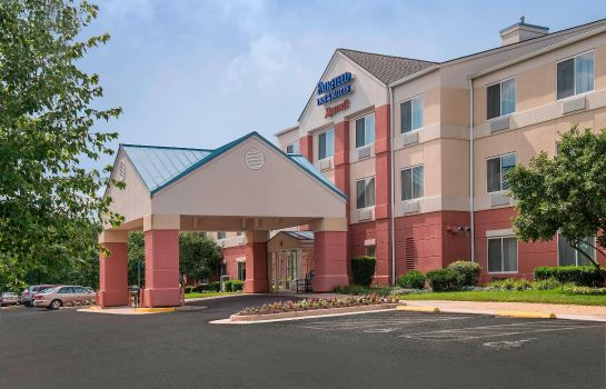 Außenansicht Fairfield Inn & Suites Dulles Airport Chantilly