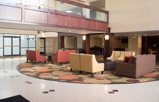 Hall Radisson Hotel Detroit-Farmington Hills