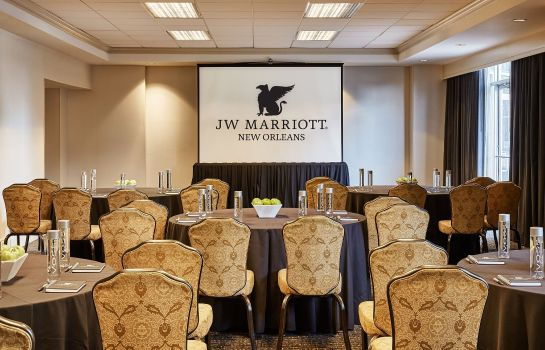 info JW Marriott New Orleans