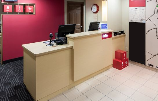 Hotelhalle TownePlace Suites Bryan College Station