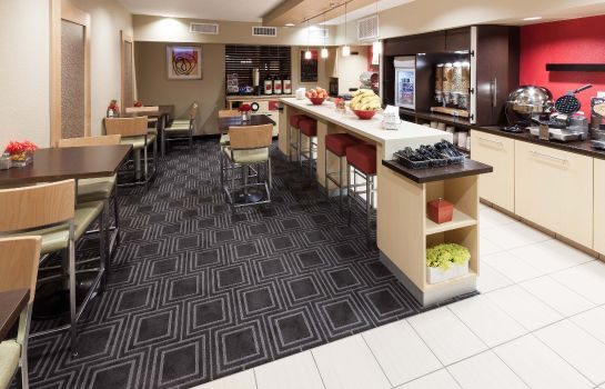 Restaurant TownePlace Suites Bryan College Station