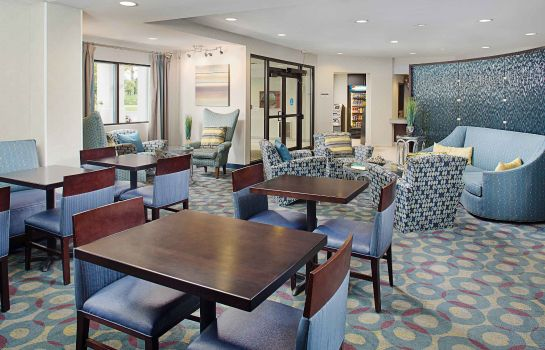 Hotelhalle SpringHill Suites Manchester-Boston Regional Airport