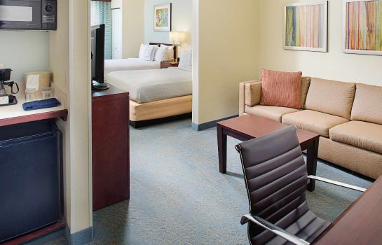 Pokój SpringHill Suites Manchester-Boston Regional Airport