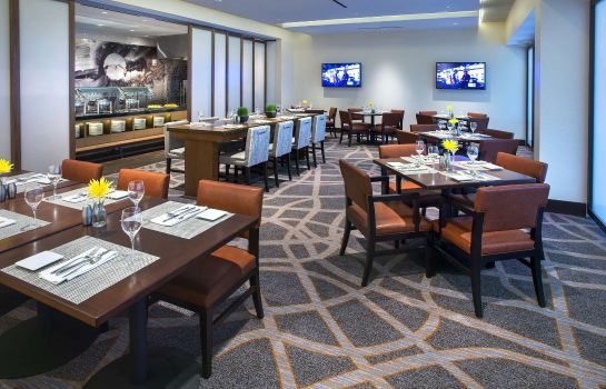 Restaurant Newark Liberty International Airport Marriott