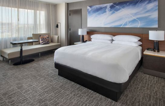 Chambre Newark Liberty International Airport Marriott