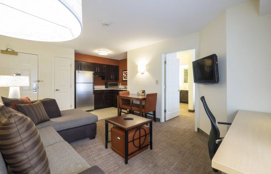 Suite Residence Inn Columbus Worthington