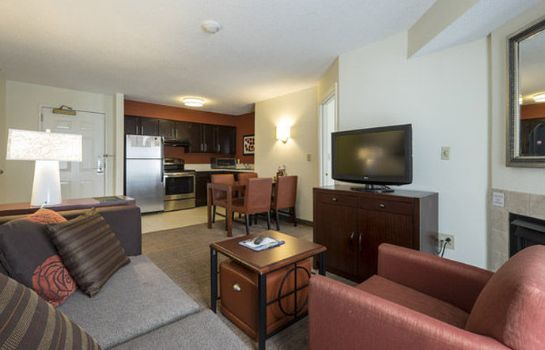 Zimmer Residence Inn Columbus Worthington