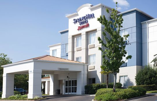Außenansicht SpringHill Suites Baton Rouge South