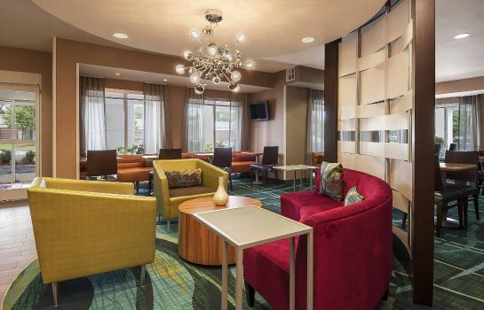 Hotelhalle SpringHill Suites Baton Rouge South