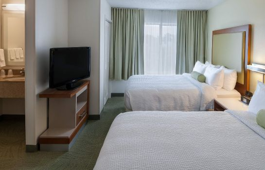 Zimmer SpringHill Suites Baton Rouge South