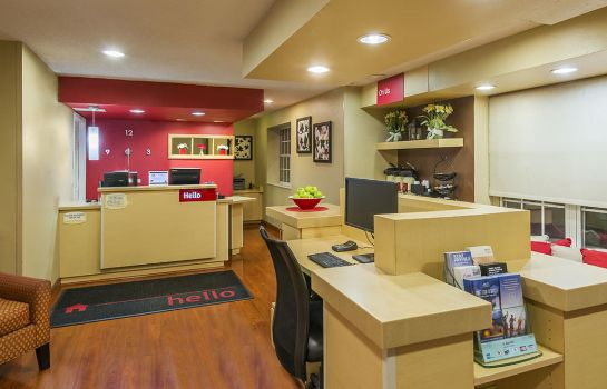Hotelhalle TownePlace Suites Albany University Area