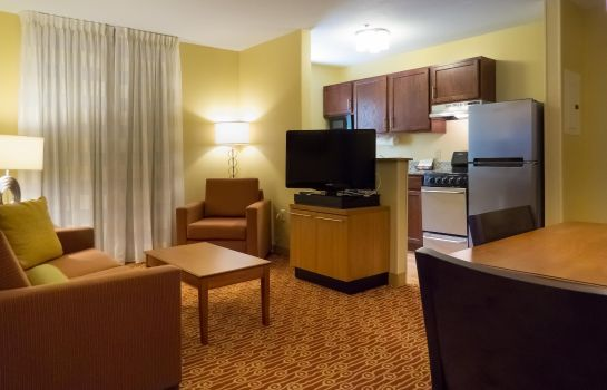 Zimmer TownePlace Suites Tallahassee North/Capital Circle