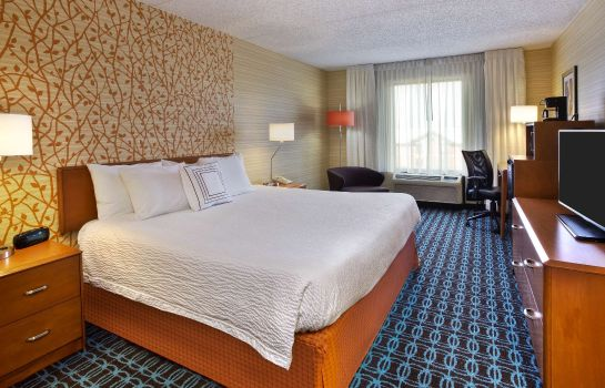 Zimmer Fairfield Inn Ann Arbor