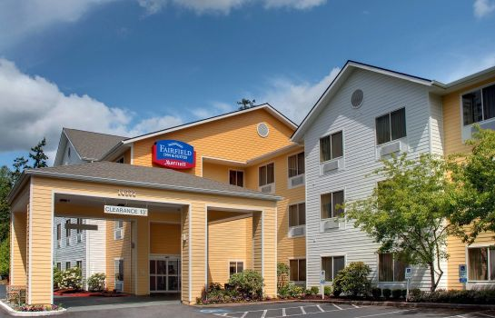 Außenansicht Fairfield Inn & Suites Seattle Bellevue/Redmond