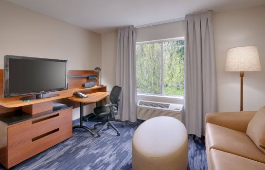 Suite Fairfield Inn & Suites Seattle Bellevue/Redmond